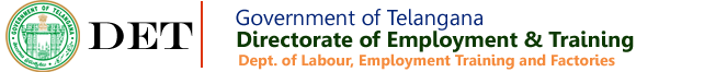 Employment and Training banner